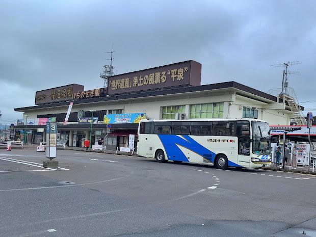 仙台駅〜一ノ関駅を結ぶ都市間バス「一ノ関線」のご紹介