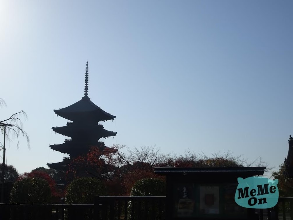 HYDE 與 YOSHIKI 神合作之  東寺 聖地巡禮