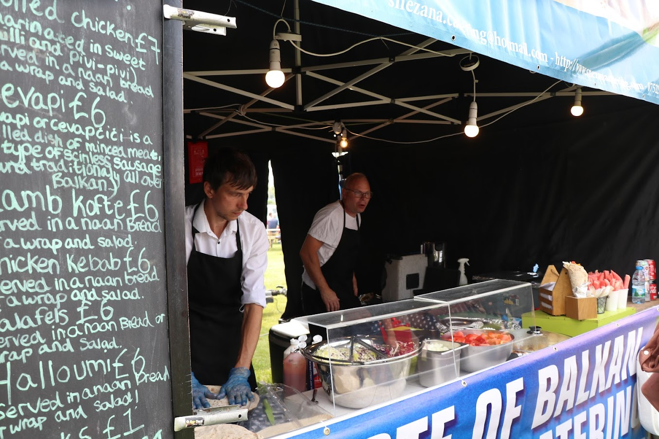 Late Summer Market Tenterden Food and Drink Festival