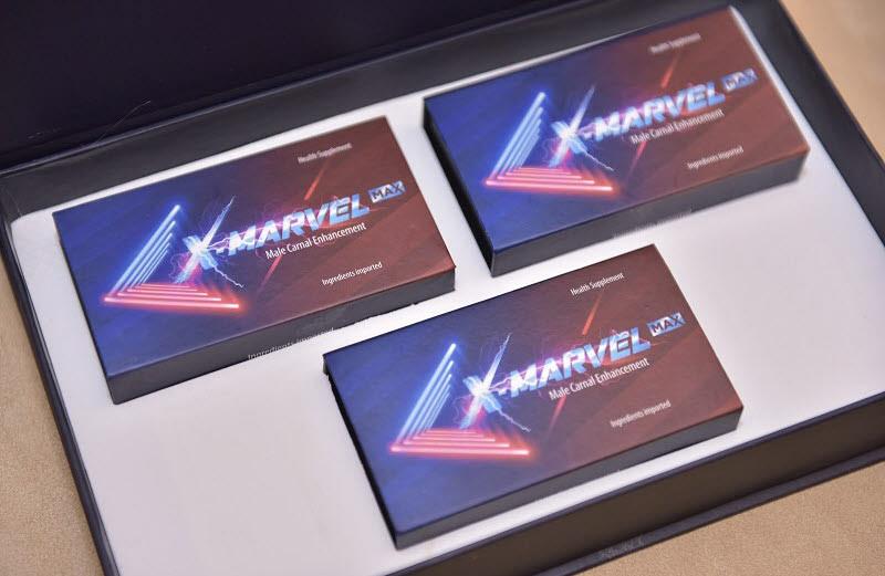 Sản phẩm viên ngậm X-Marvel