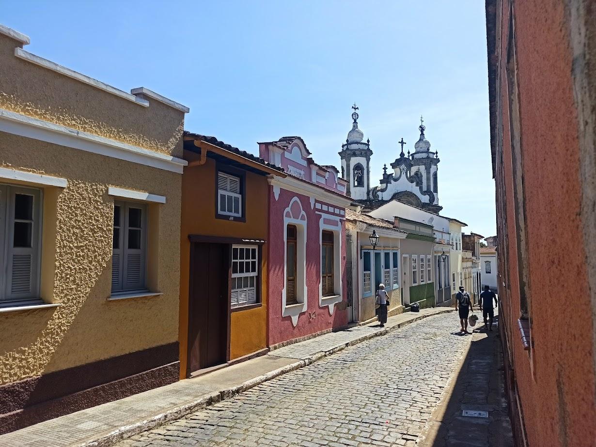 Почти что Caminho real (Minas Gerais и вокруг Cabo Frio, янв. 2021)