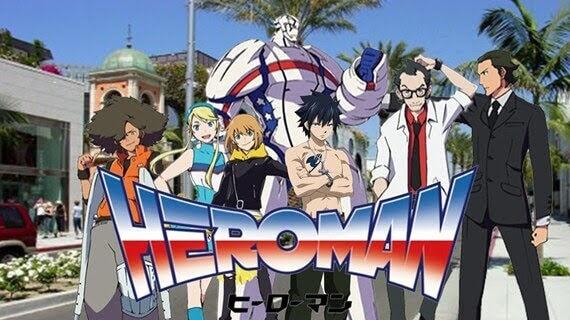 HEROMAN(ヒーローマン)|全話アニメ無料動画まとめ