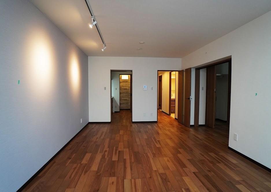 20200325成城のマンション・完成