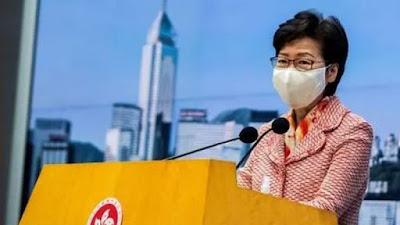 Aturan untuk Atasi Berita Bohong di Hong Kong Mulai Dipersiapkan