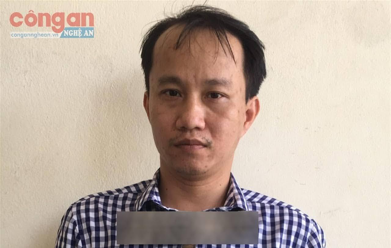 Đối tượng Nguyễn Quang Vinh