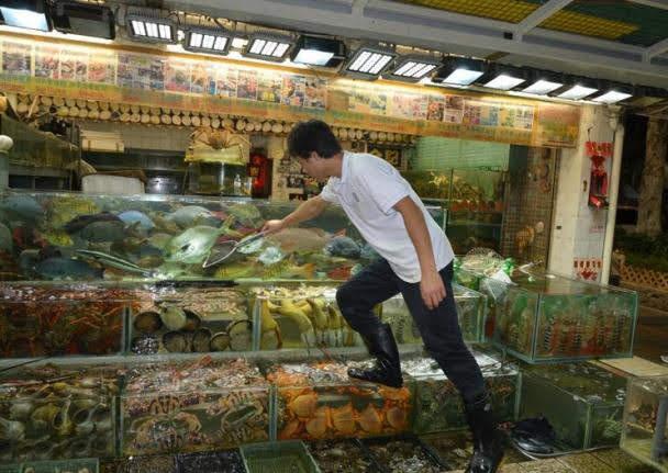 Lei Yu Mun Seafood Bazaar