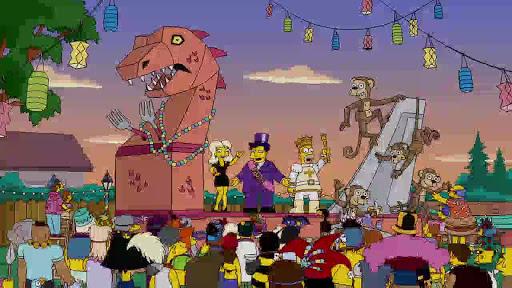 Los Simpsons 20x12 No más prestamos
