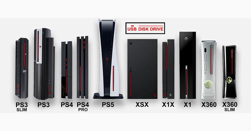 เหตุผลของความใหญ่ Huge console PS5 and XSX!