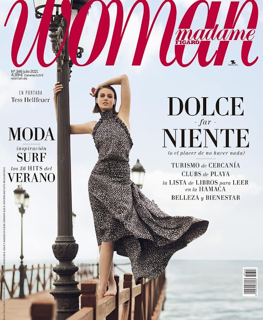 revista woman julio 2021
