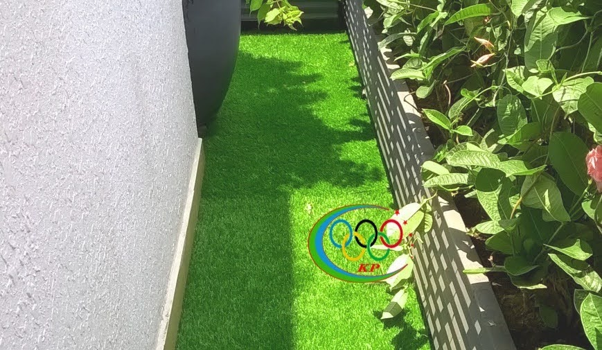 Cỏ nhân tạo sân vườn là mặt hàng trang hoàng cung cấp nhanh nhất