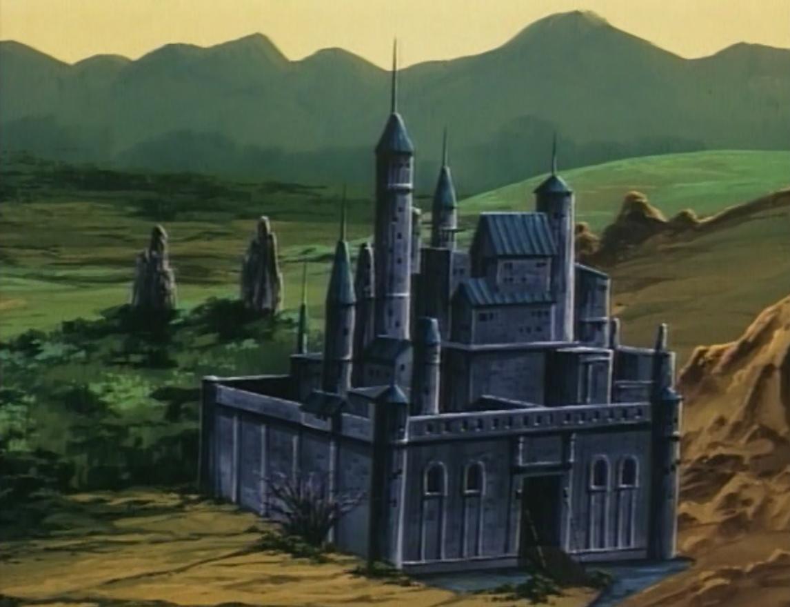 Veren's castle