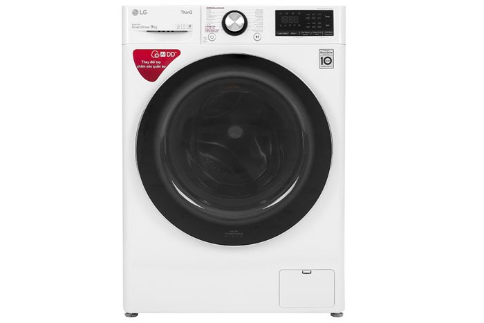 máy giặt LG Inverter 9 kg FV1409S2W