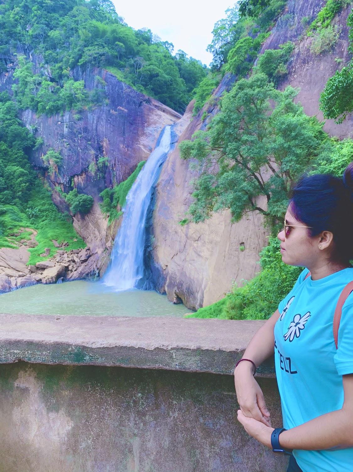 Dunhinda Falls - Badulla