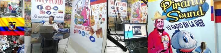Notypunto Radio y Television Online desde guayaquil para el Mundo