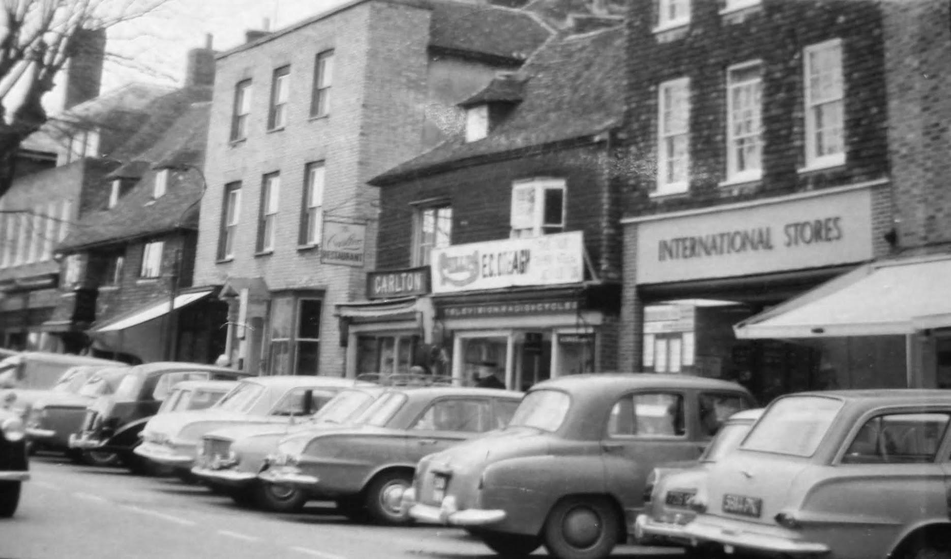 10 High Street Tenterden Archive