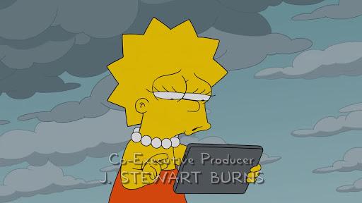 Los Simpsons 25x06 La niña esta bien