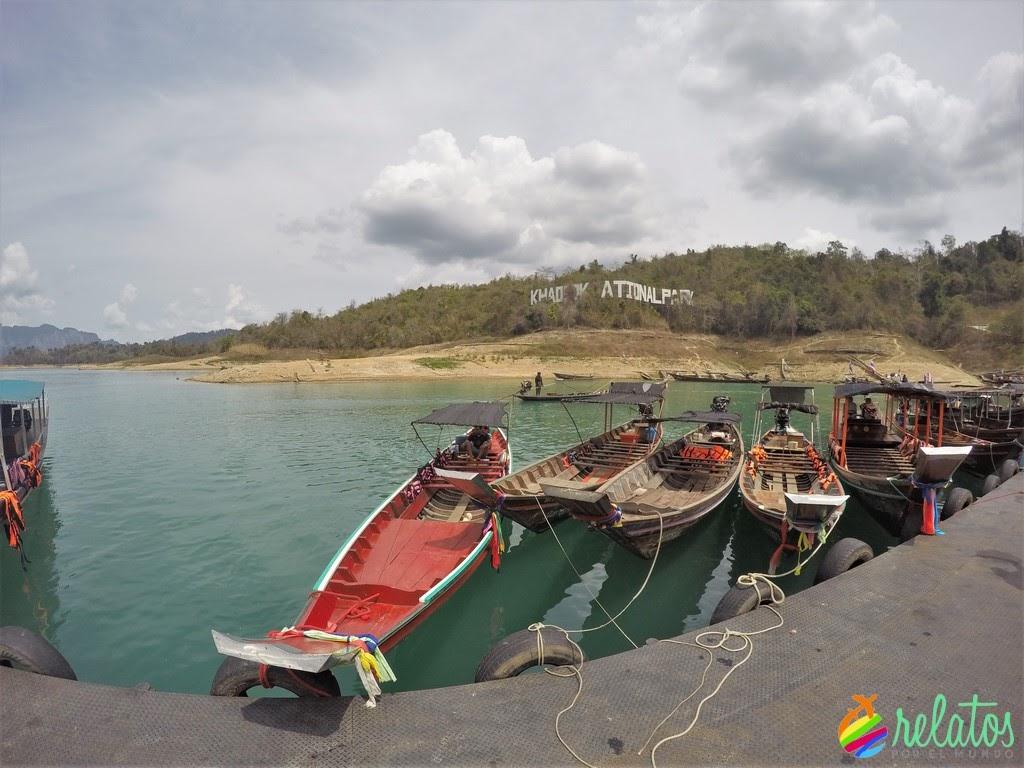 Puerto Lago Cheow Lan