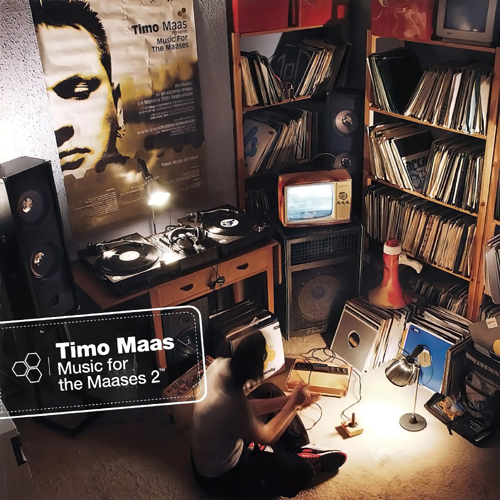 Album Artist: Timo Maas / Album Title: Music for the Maases 2