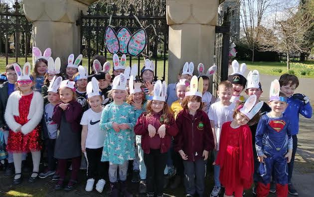 Easter fun at Leighton