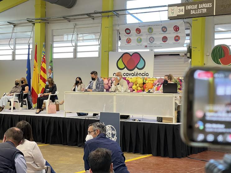 Asamblea de presidentes 12/05