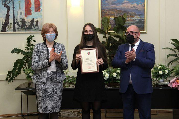 На днях, в комитете культуры Волгоградской области прошло вручение региональных ведомственных наград