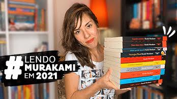 Leitura coletiva: Lendo Murakami em 2021