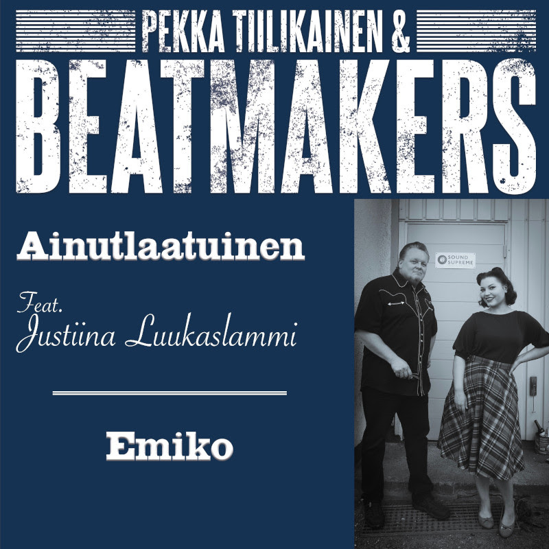 Kansikuva: Pekka Tiilikainen & Beatmakers: Guitar Town