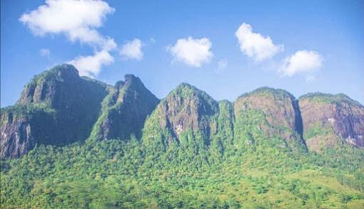Seven Virgins Mountain