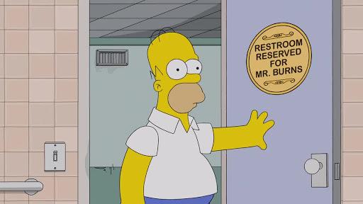 Los Simpsons 28x09  El Último Héroe En Tracción
