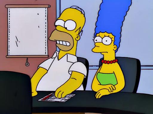 Los Simpsons 13x15 La culpa es de Lisa