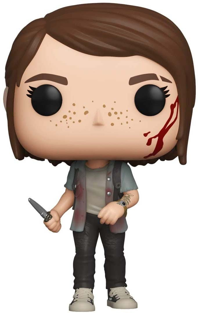 Funko - Ellie from The Last of Us