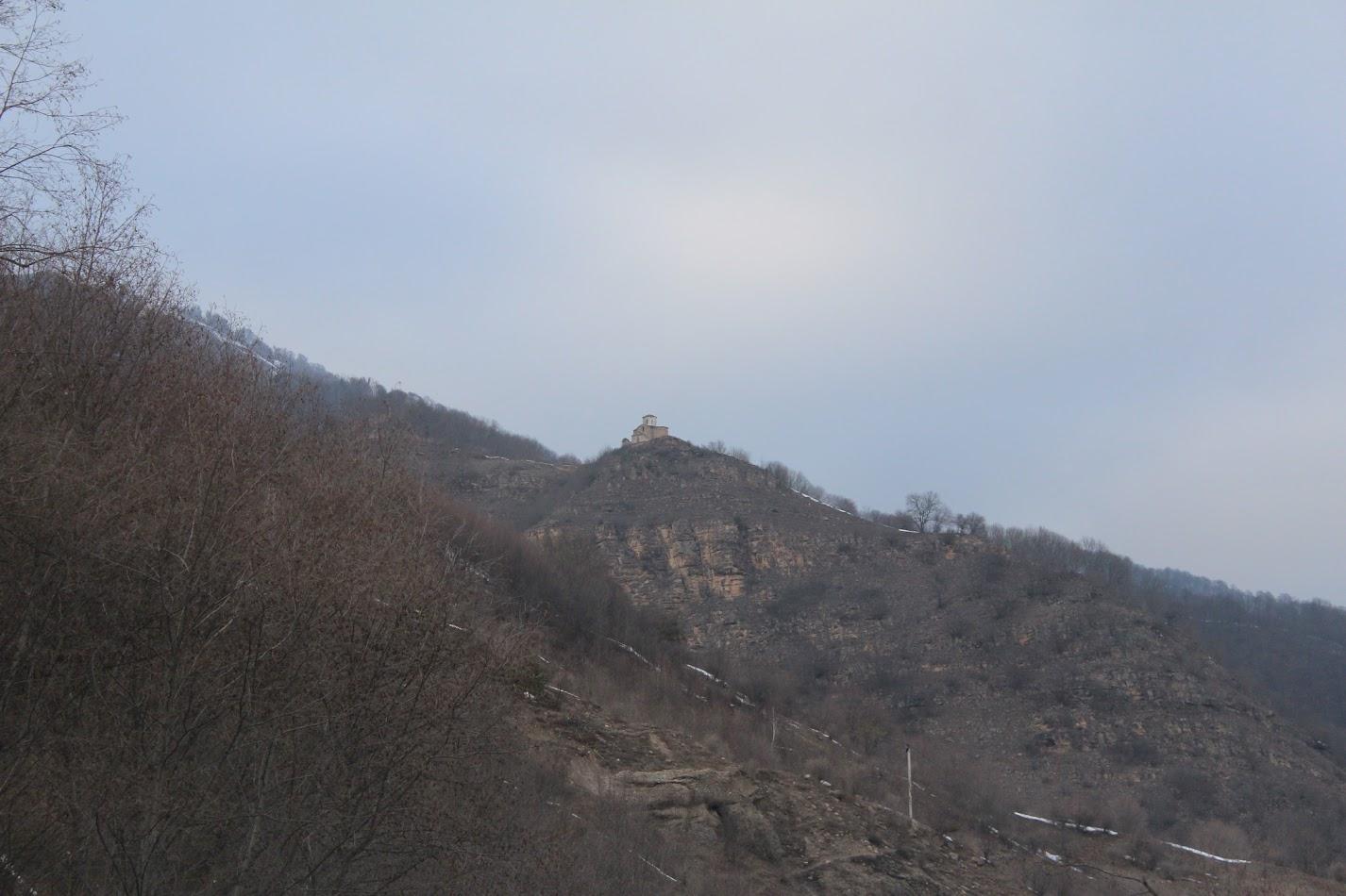 Архыз vs Домбай (март 2021)