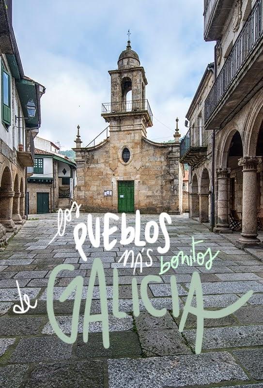 pueblos mas bonitos de Galicia