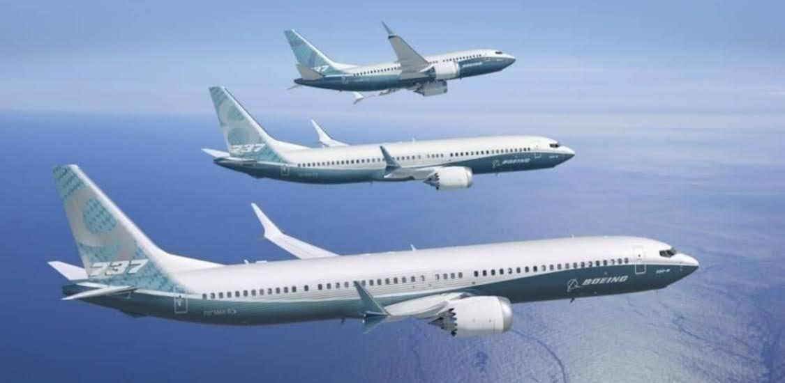 Boeing 737 : オリジナル、クラシック、次世代、及びMAX、何が違うか?