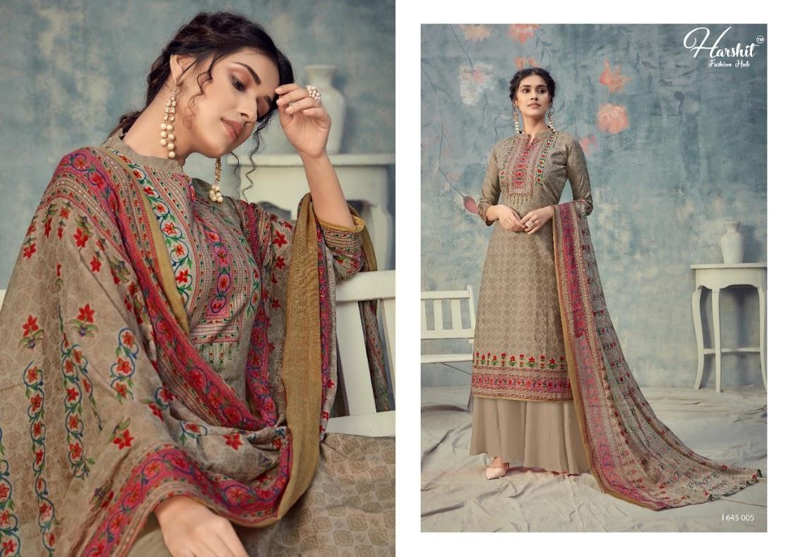 Sanjeeda Harshit Fashion Plazzo Dress Material Manufacturer Wholesaler