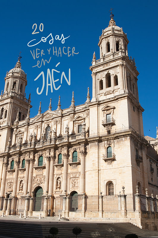 que ver y hacer en Jaén