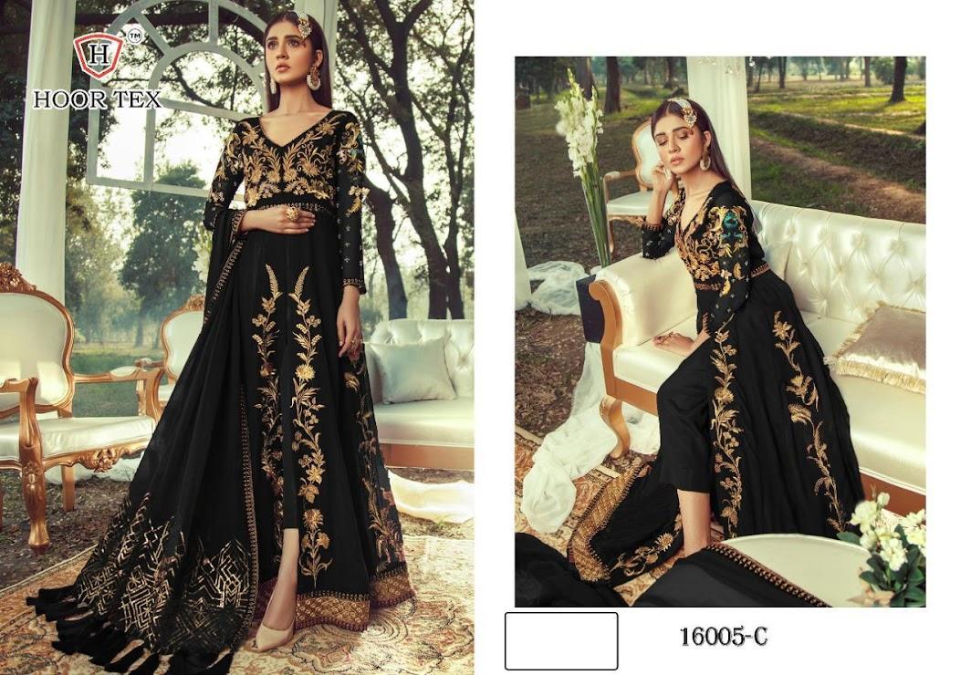 Nafiya Colour Gold Vol 5 Hoor Tex Pakistani Dress Material Manufacturer Wholesaler