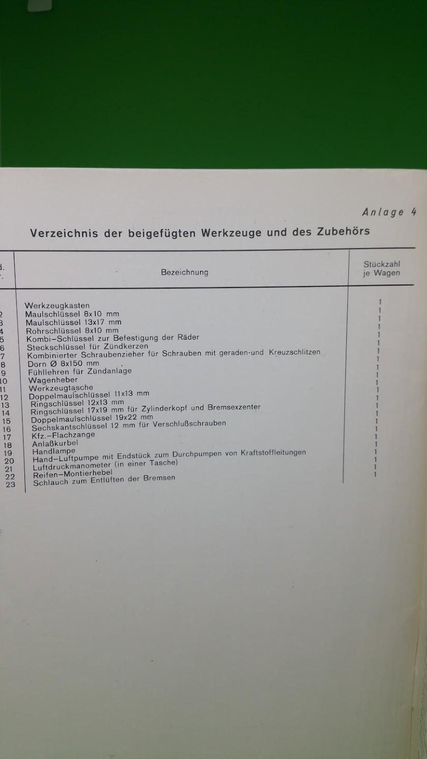 Betriebsanleitung - BA3 - WAS 21011 21013 - Lada - Shiguli