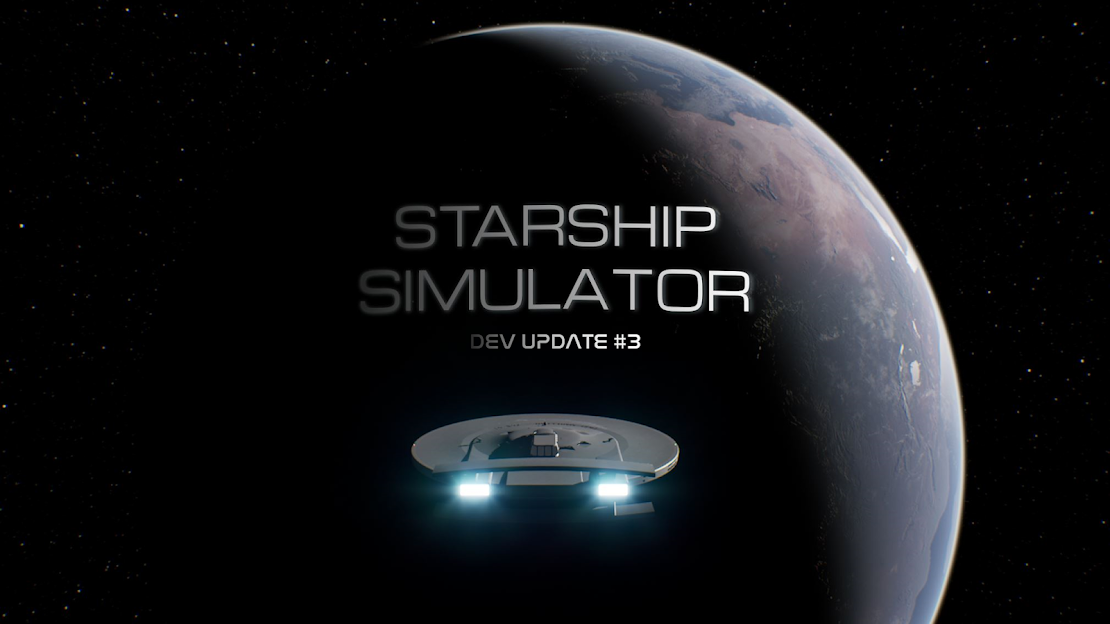Back in February, I covered an amazing game that is still in active development called Starship Simulator