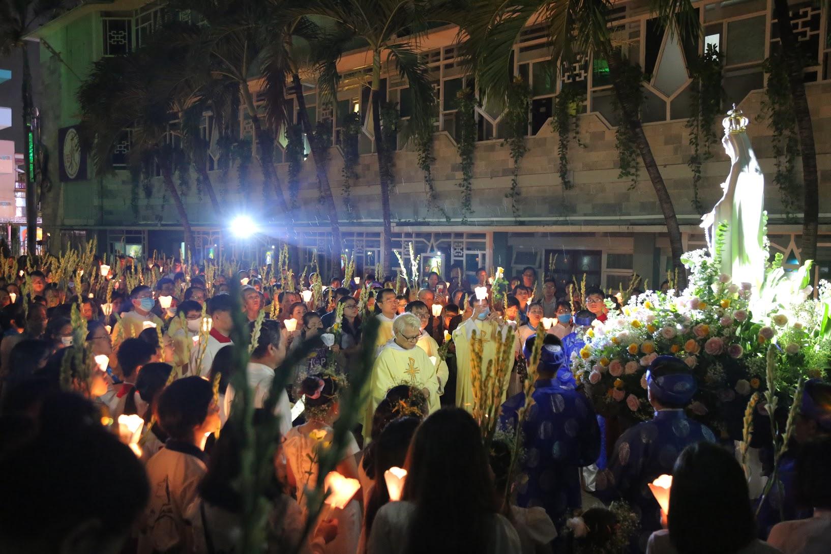 Thánh Lễ Tôn Vinh Đức Mẹ Fatima 13.10.2020