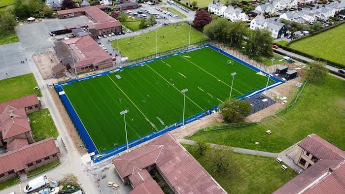 New 3G pitch close to completion