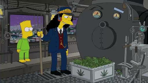 Los Simpsons 22x08 El pleito antes de Navidad