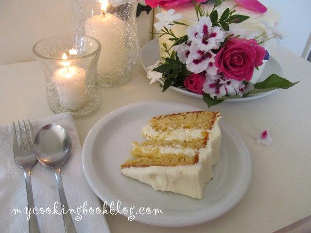 Семпла кокосова торта
