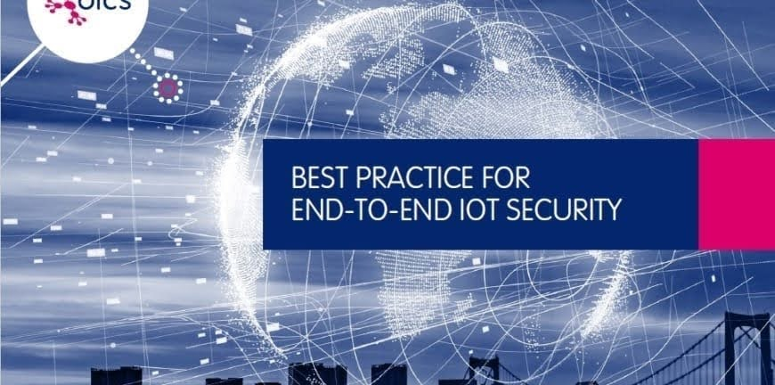 Best Practice for Mobile Connectivity End-to-end IoT Security Solution