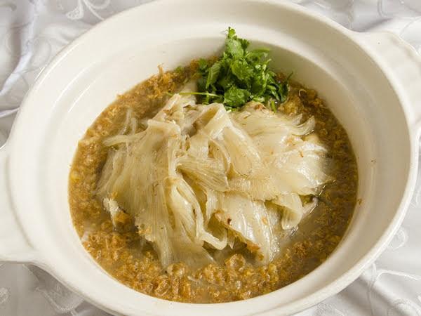 魚翅白菜滷