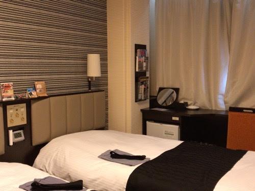 アパホテル&リゾート〈東京ベイ幕張〉宿泊記【4:客室編】