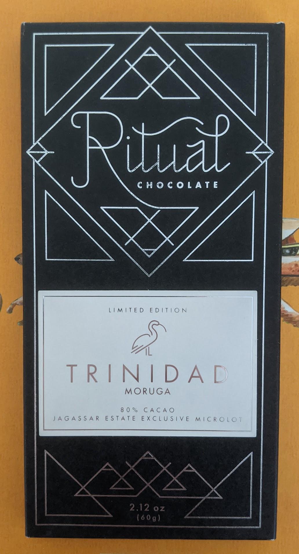 80% ritual trinidad bar