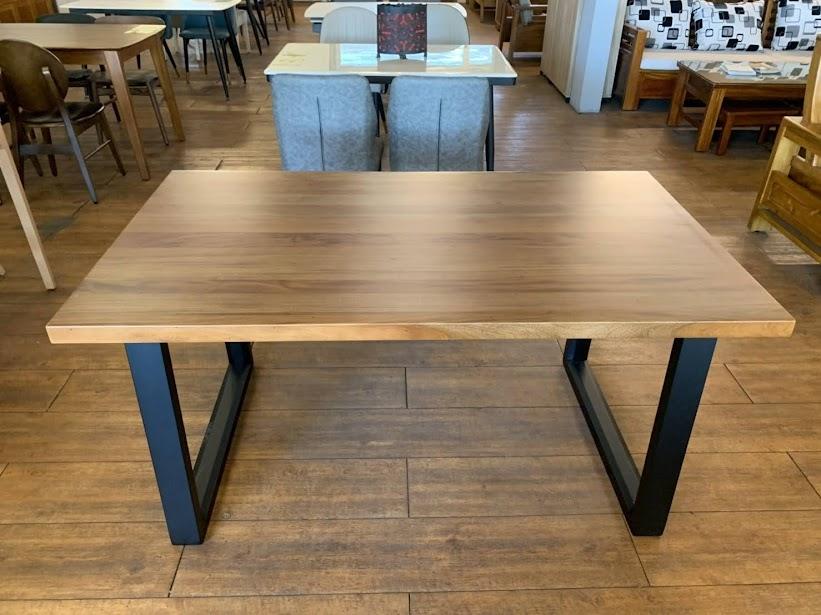 951-11 實迷桃花心木餐桌 5尺 / 6尺 / 7尺 / 梣木同款餐桌