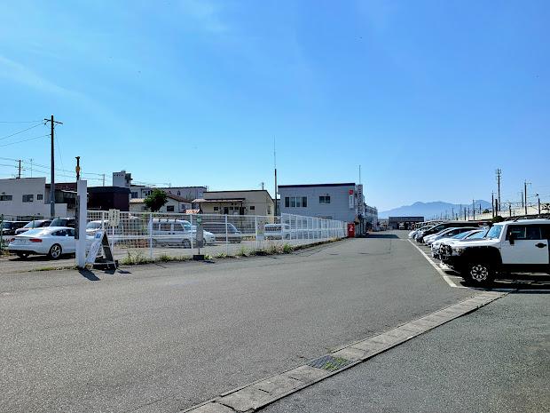 岩手県北バス盛岡営業所