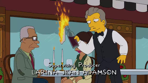Los Simpsons 28x01 El huidizo Circo de Monty Burns